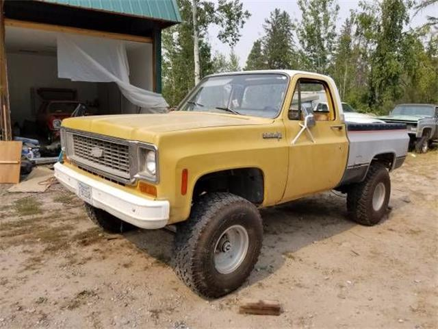 Picture of '73 C10 - O1CM