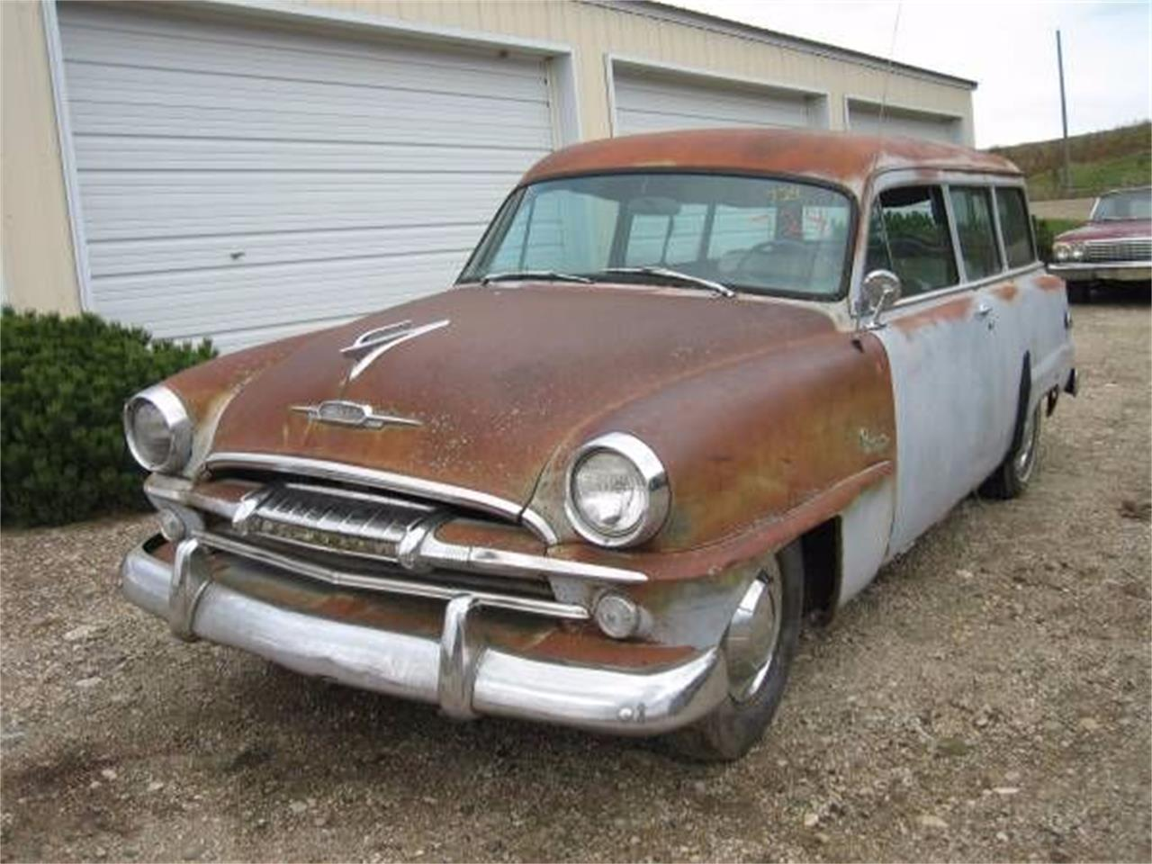 1954 Plymouth Suburban For Sale