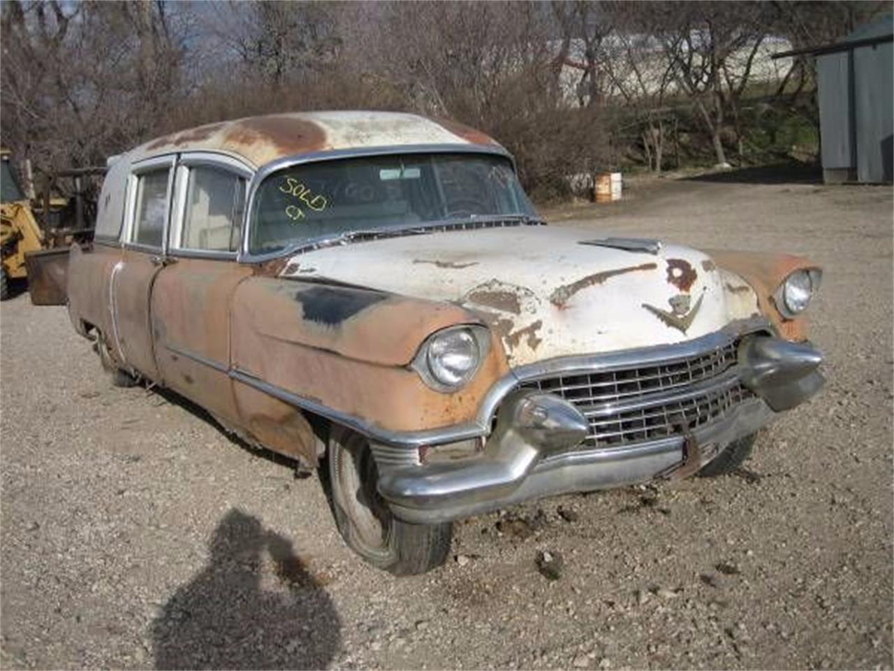 1955 Cadillac Ambulance for Sale | ClassicCars com | CC-1121509