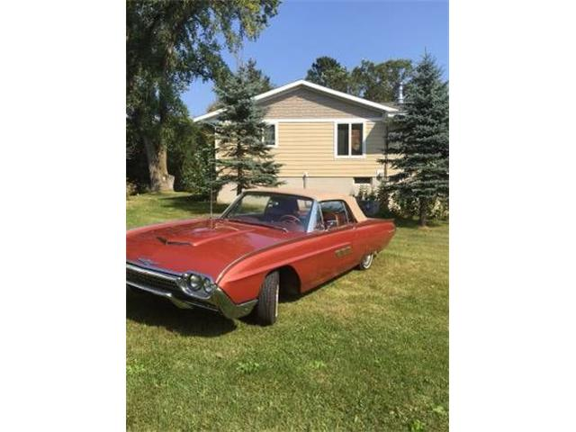Picture of '63 Thunderbird - O1D6