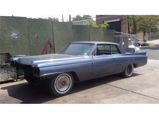 Picture of '63 Coupe DeVille - O1DM