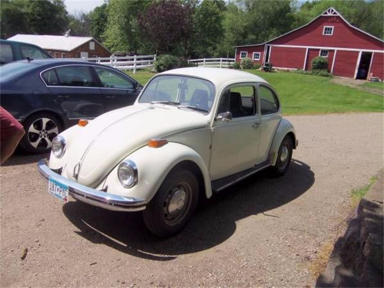 1972 Volkswagen Beetle For Sale Classiccars Com Cc 1121547