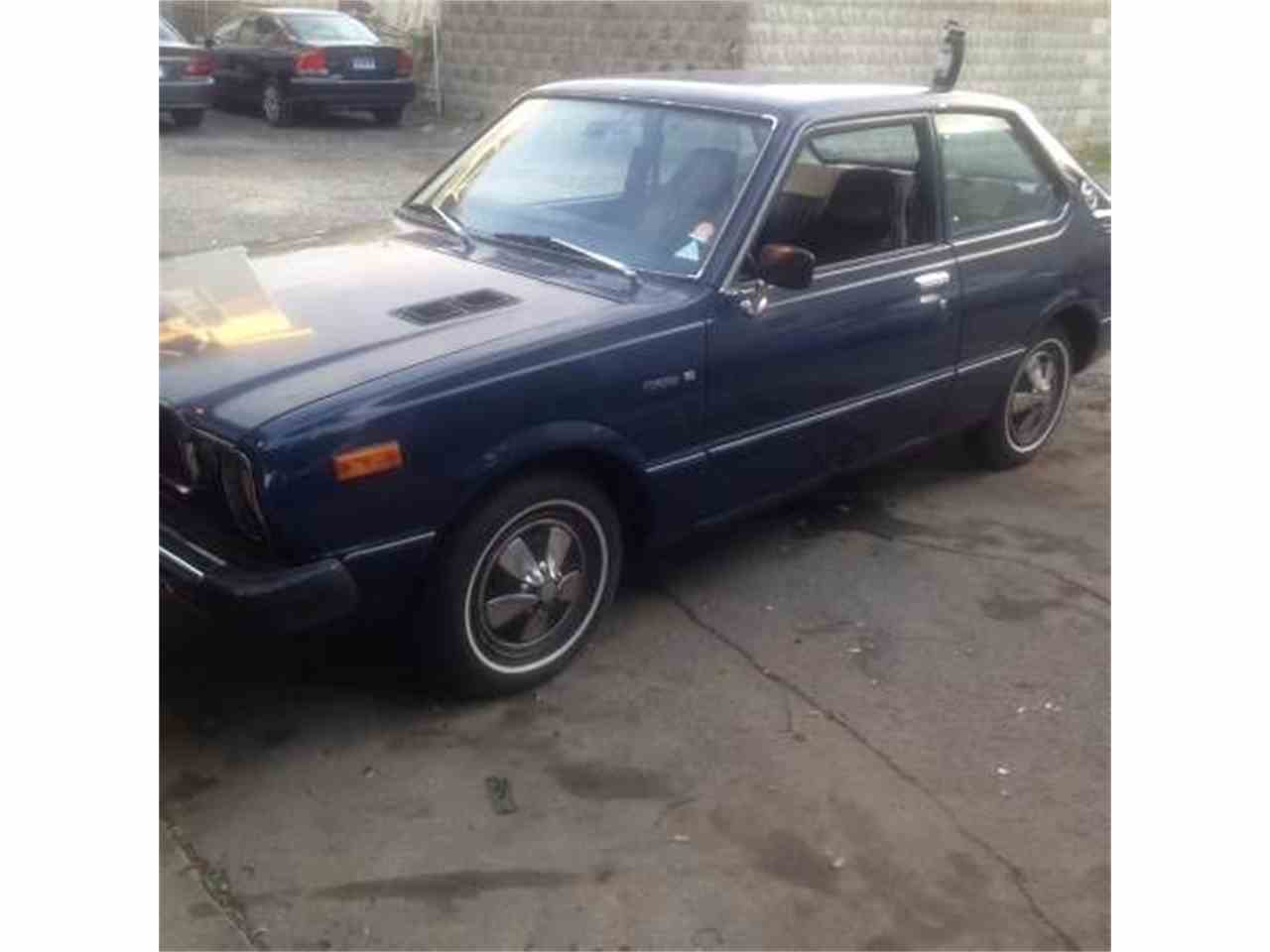 1975 toyota corolla for sale cc 1121564. Black Bedroom Furniture Sets. Home Design Ideas