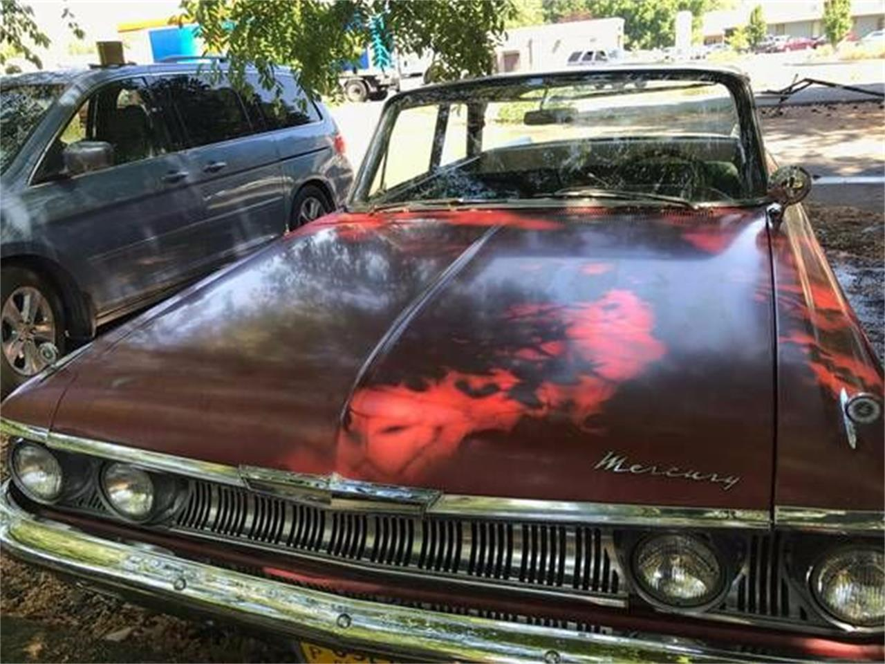 Large Picture of '61 Meteor - O1EU