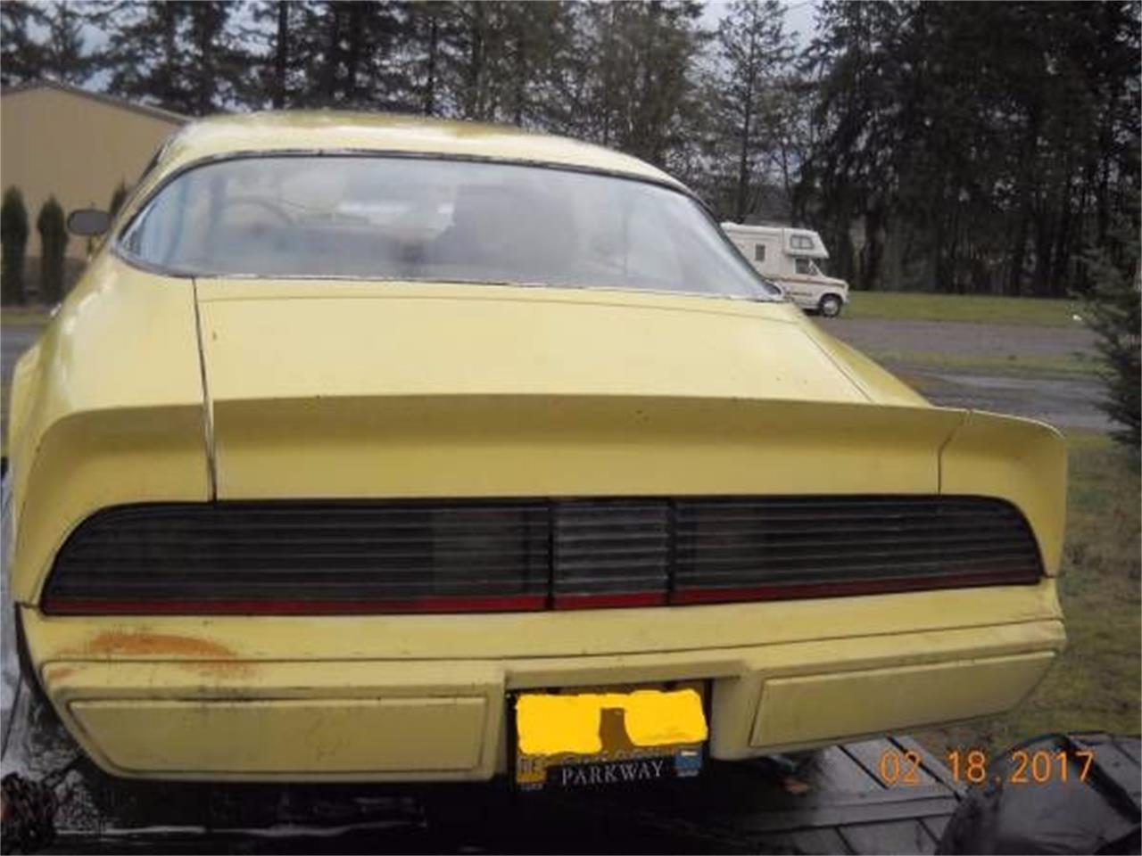 Large Picture of '79 Firebird Trans Am - O1EV