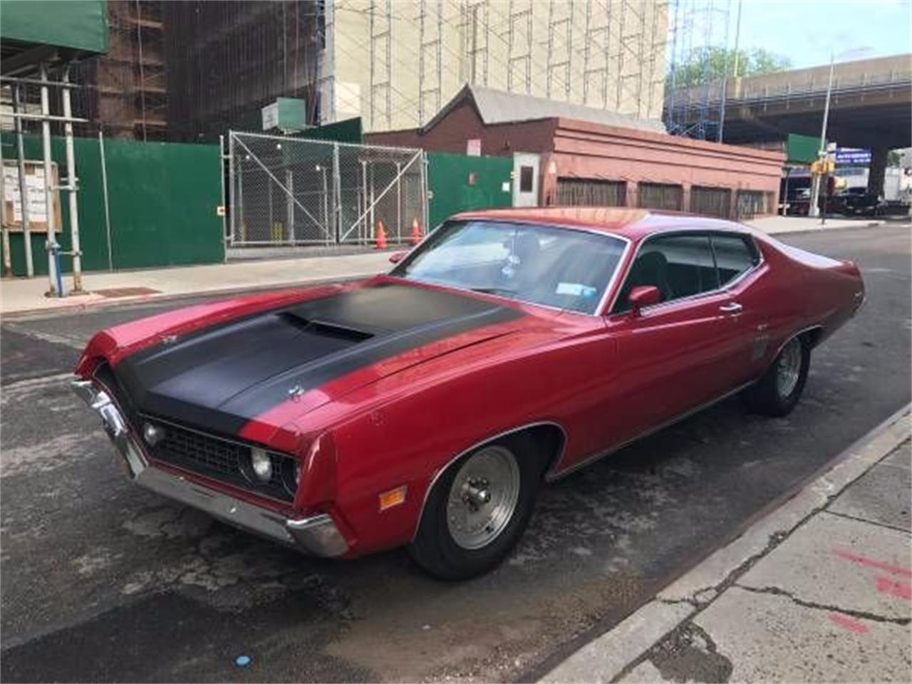 Large Picture of '70 Torino - O1FA