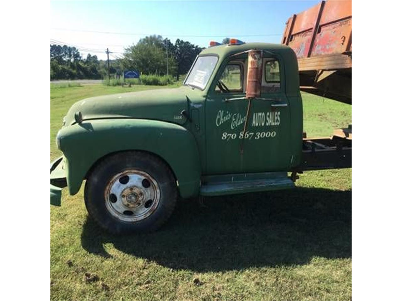Large Picture of 1949 Chevrolet Dump Truck located in Michigan - $6,895.00 Offered by Classic Car Deals - O1FH