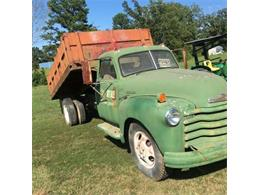 Picture of Classic 1949 Dump Truck located in Cadillac Michigan - $6,895.00 Offered by Classic Car Deals - O1FH