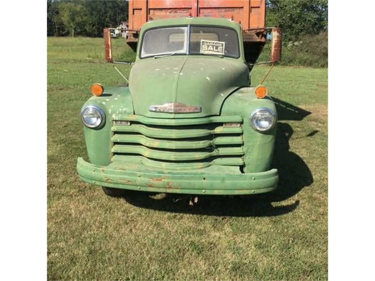 Large Picture of '49 Dump Truck - O1FH