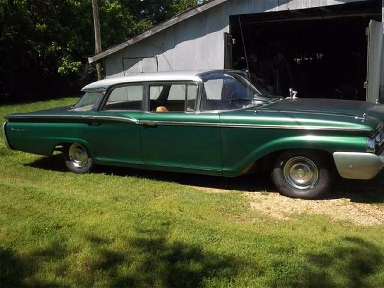 Large Picture of '60 Mercury Monterey - O1FX