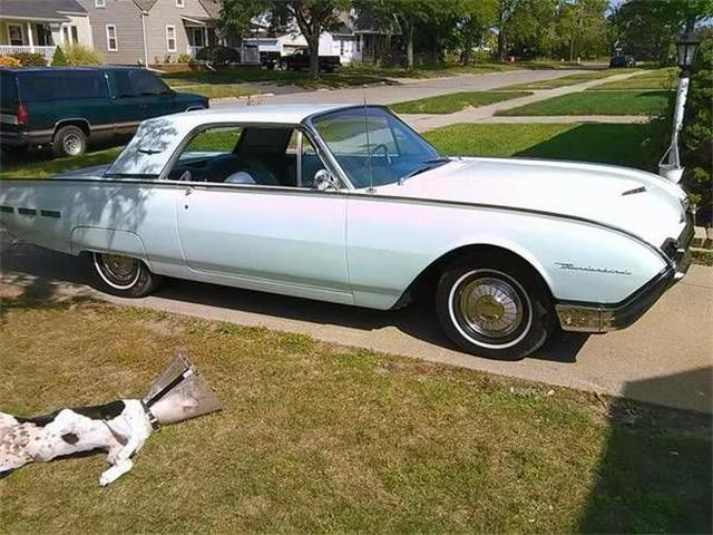 Picture of '62 Thunderbird - O1G1