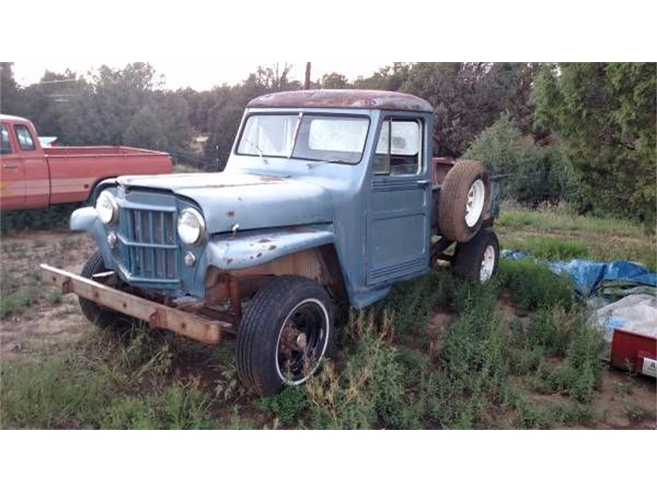 Large Picture of '55 Jeep - O1GP