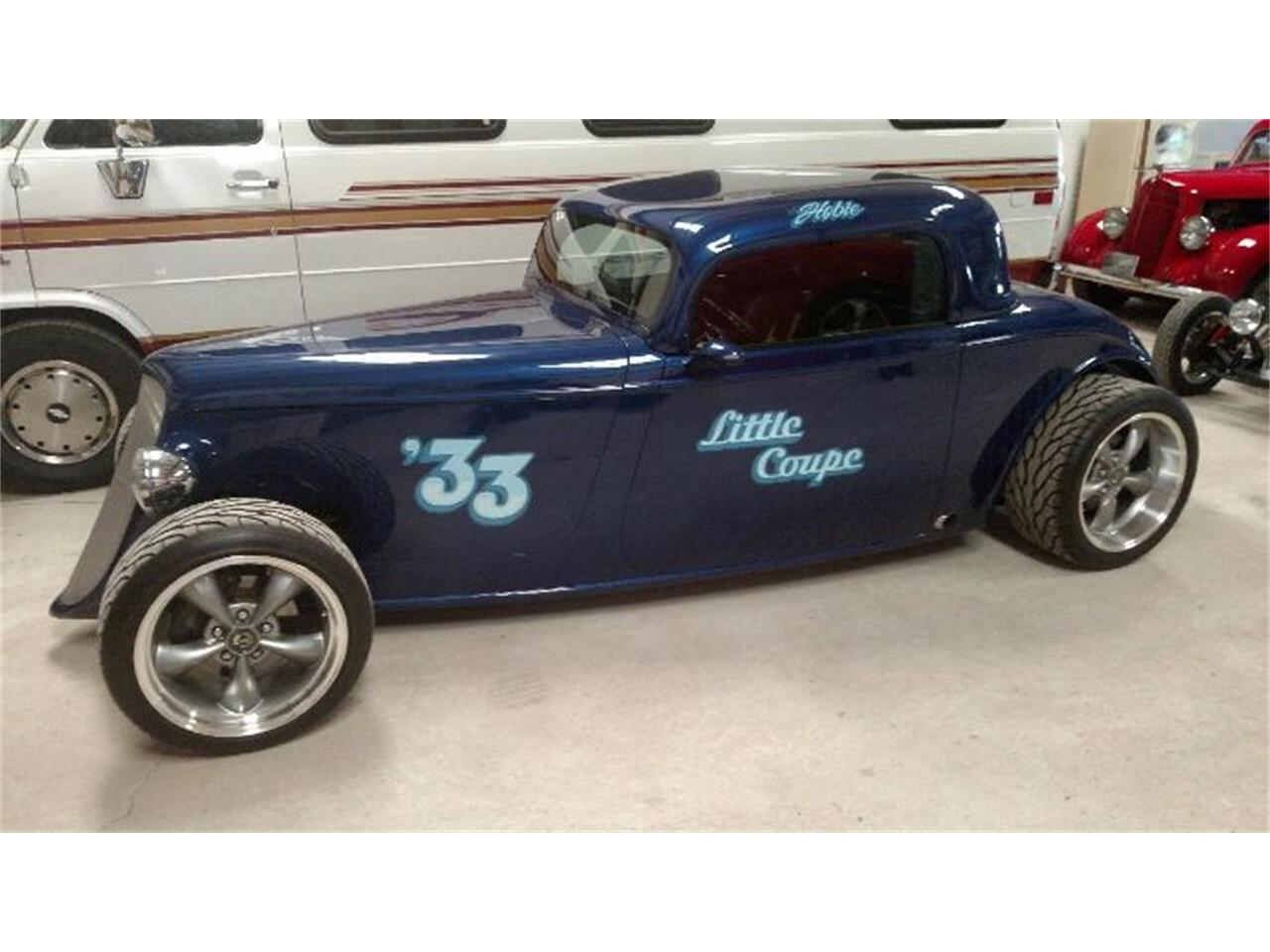 Large Picture of '33 Coupe - O1GQ