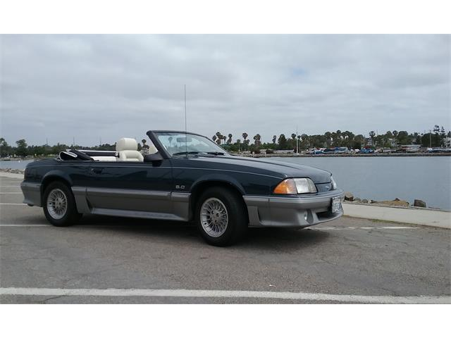 Picture of '87 Mustang GT - O1GY