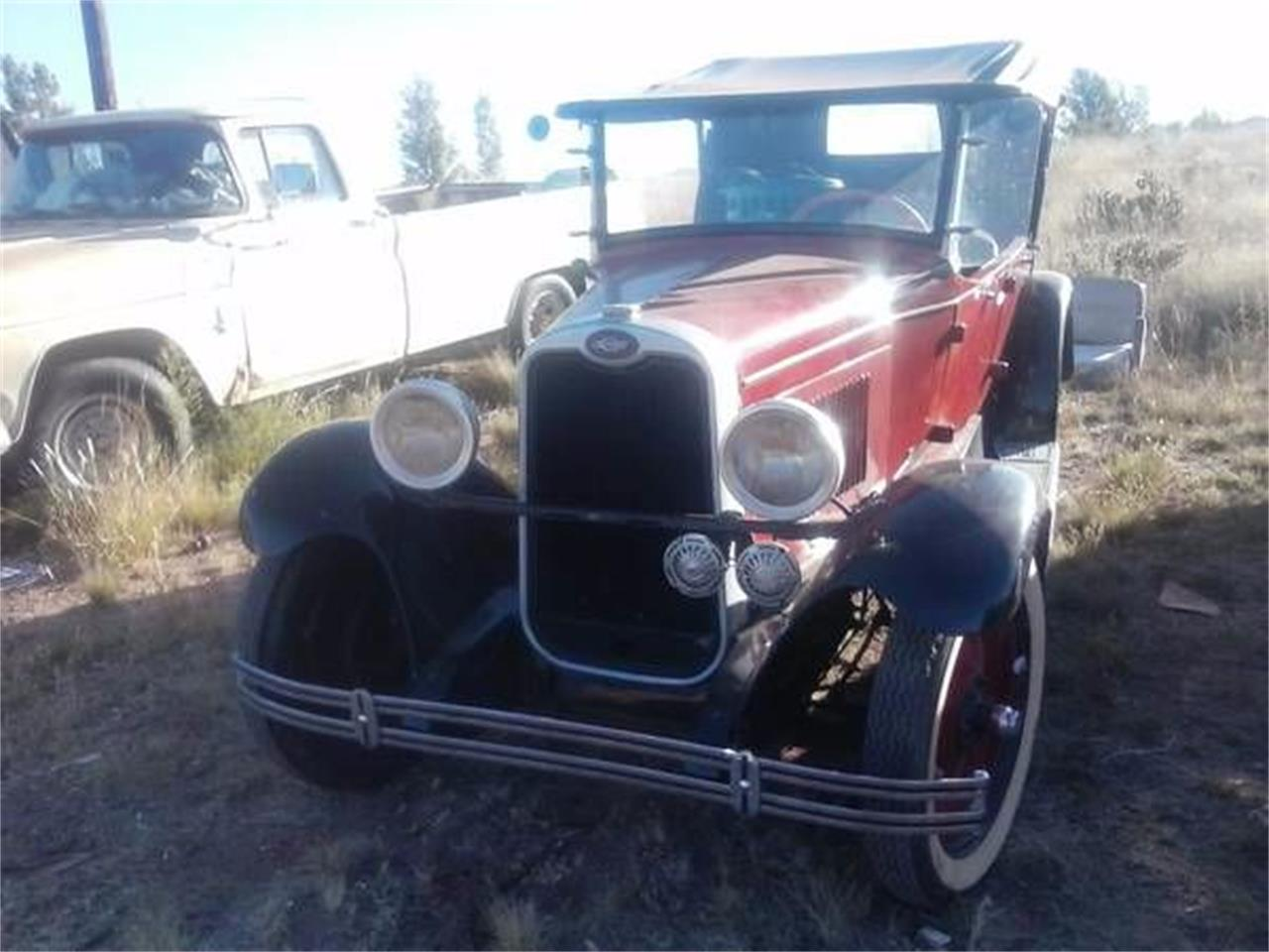 Large Picture of '28 Antique - O1HM
