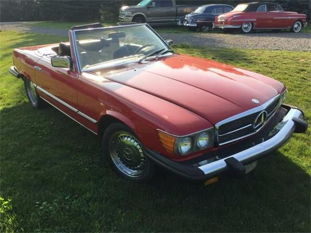 Picture of '78 450SL - O1HT