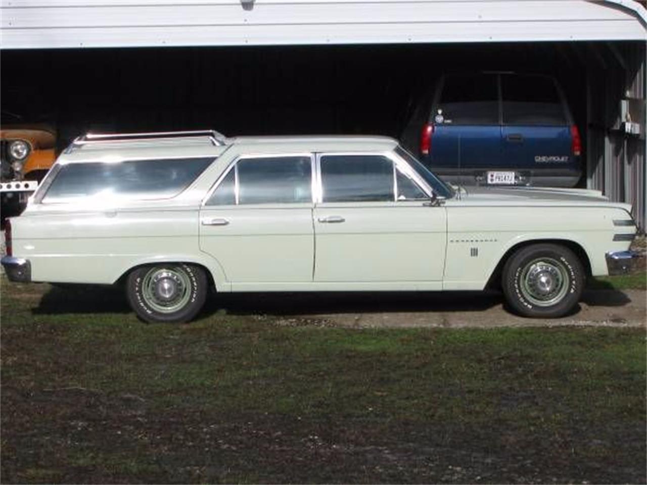 Large Picture of Classic 1966 AMC Ambassador located in Cadillac Michigan - $21,995.00 - O1I4