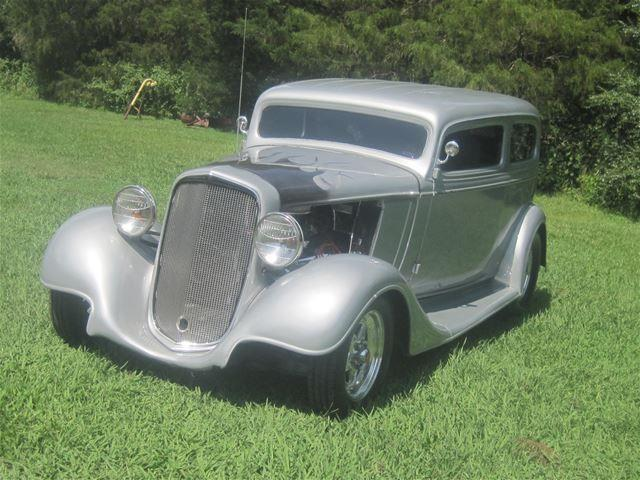 Picture of '34 Chevrolet Sedan - O1IV