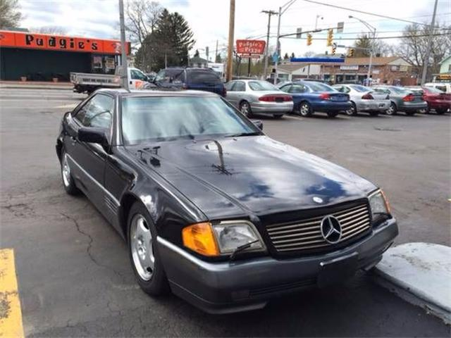 Picture of '91 500SL - O1J9