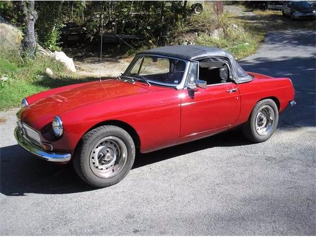Picture of '70 MGB - O1JJ