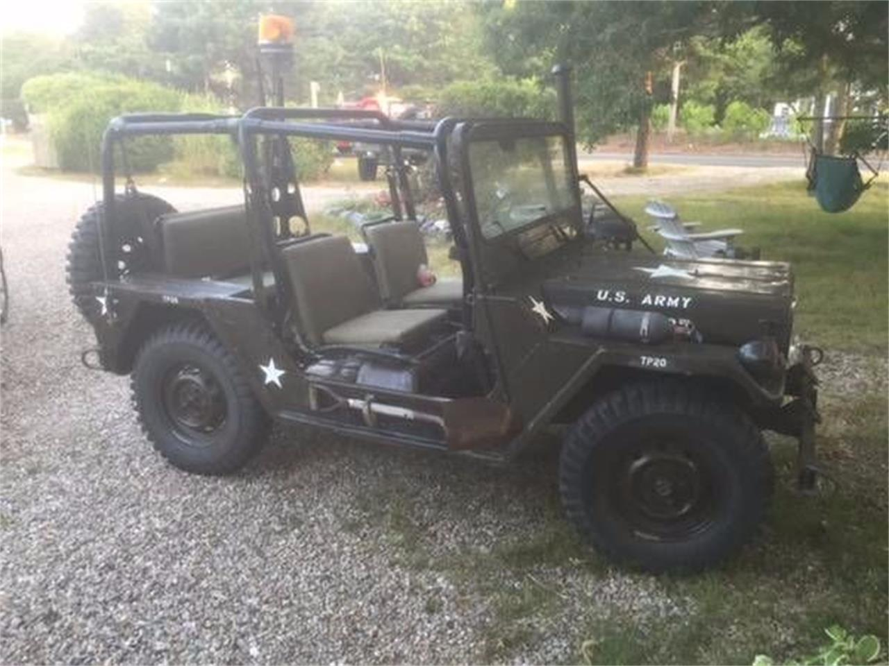 Large Picture of 1968 AM General M151 located in Michigan - $13,995.00 - O1K4