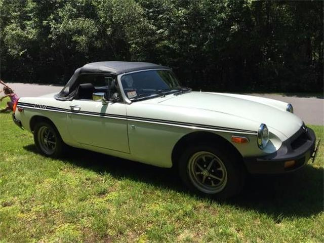 Picture of '78 MGB - O1K6