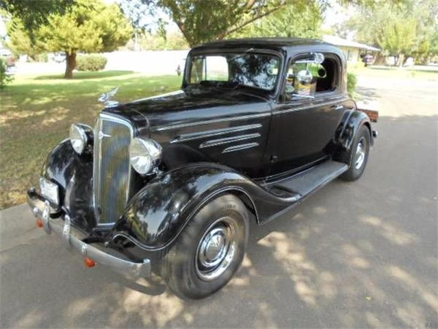 Picture of '35 Coupe - O1KS
