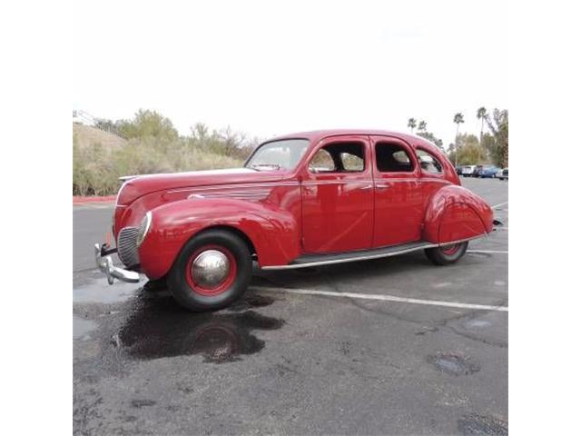 Picture of Classic 1938 Lincoln Zephyr - O1KU