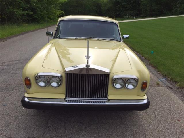 Picture of '77 Silver Shadow - O1L6
