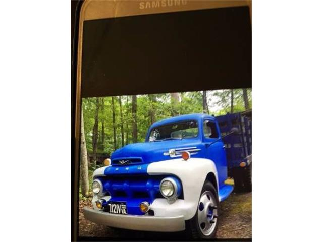 Picture of Classic '52 Ford F5 located in Michigan - O1LZ