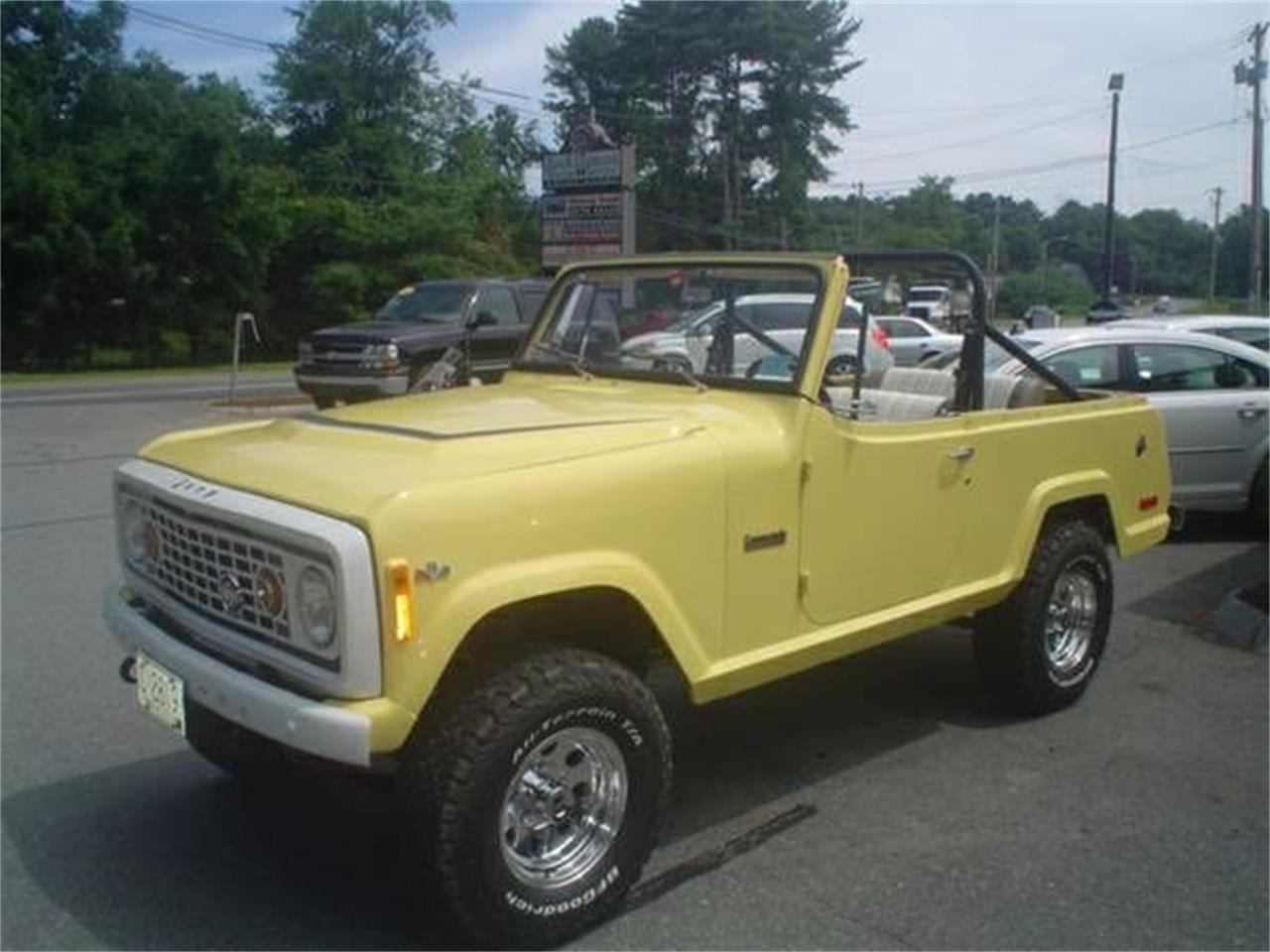 1973 Jeep Commando For Sale Classiccars Com Cc 1121841