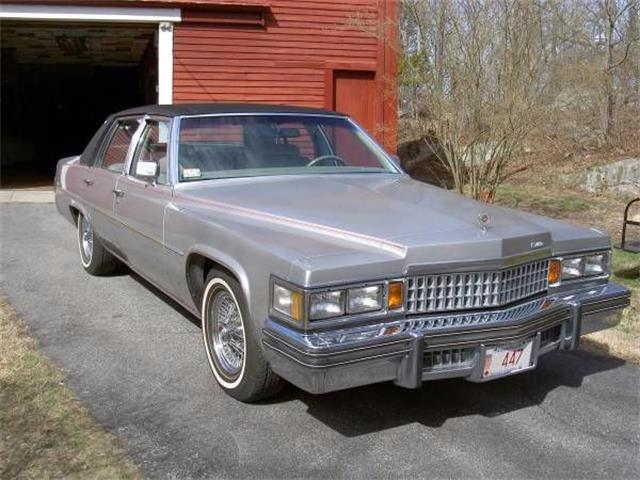 Picture of '78 DeVille - O1MD