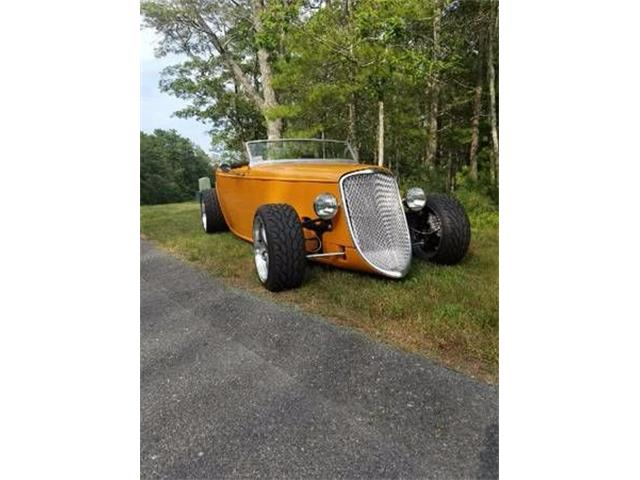 Picture of Classic '33 Roadster located in Michigan - $43,495.00 - O1MH