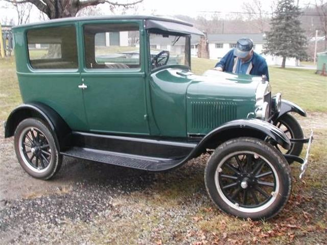 Picture of Classic '27 Model T located in Cadillac Michigan Offered by  - O1NA