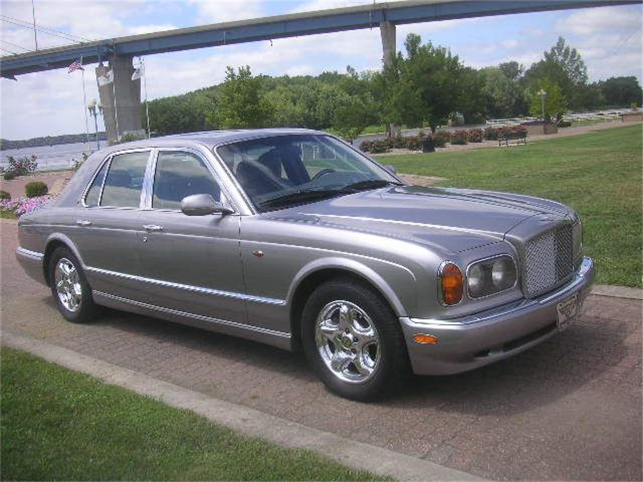 Large Picture Of 99 Arnage