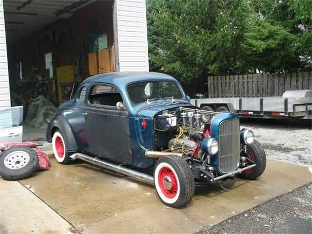 Picture of '37 2-Dr Coupe - O1NE