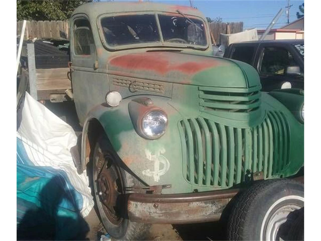 Large Picture of '45 Pickup - O1NT