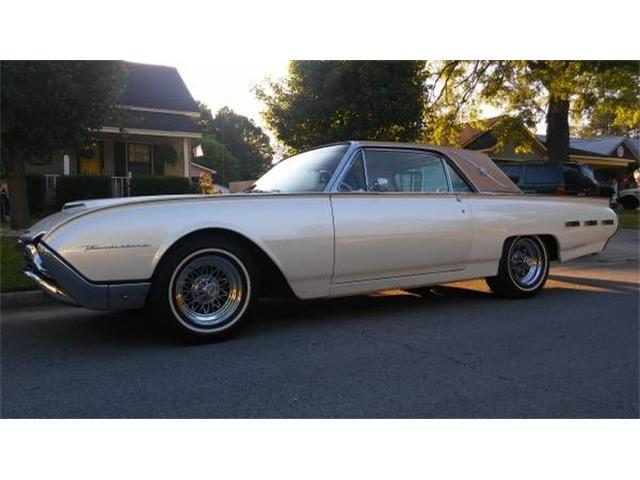 Picture of '62 Thunderbird - O0CE