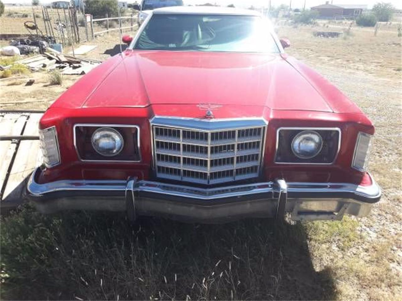 Large Picture of '79 Thunderbird - O1O0