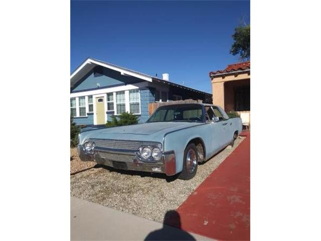 Picture of '61 Continental - O1O3
