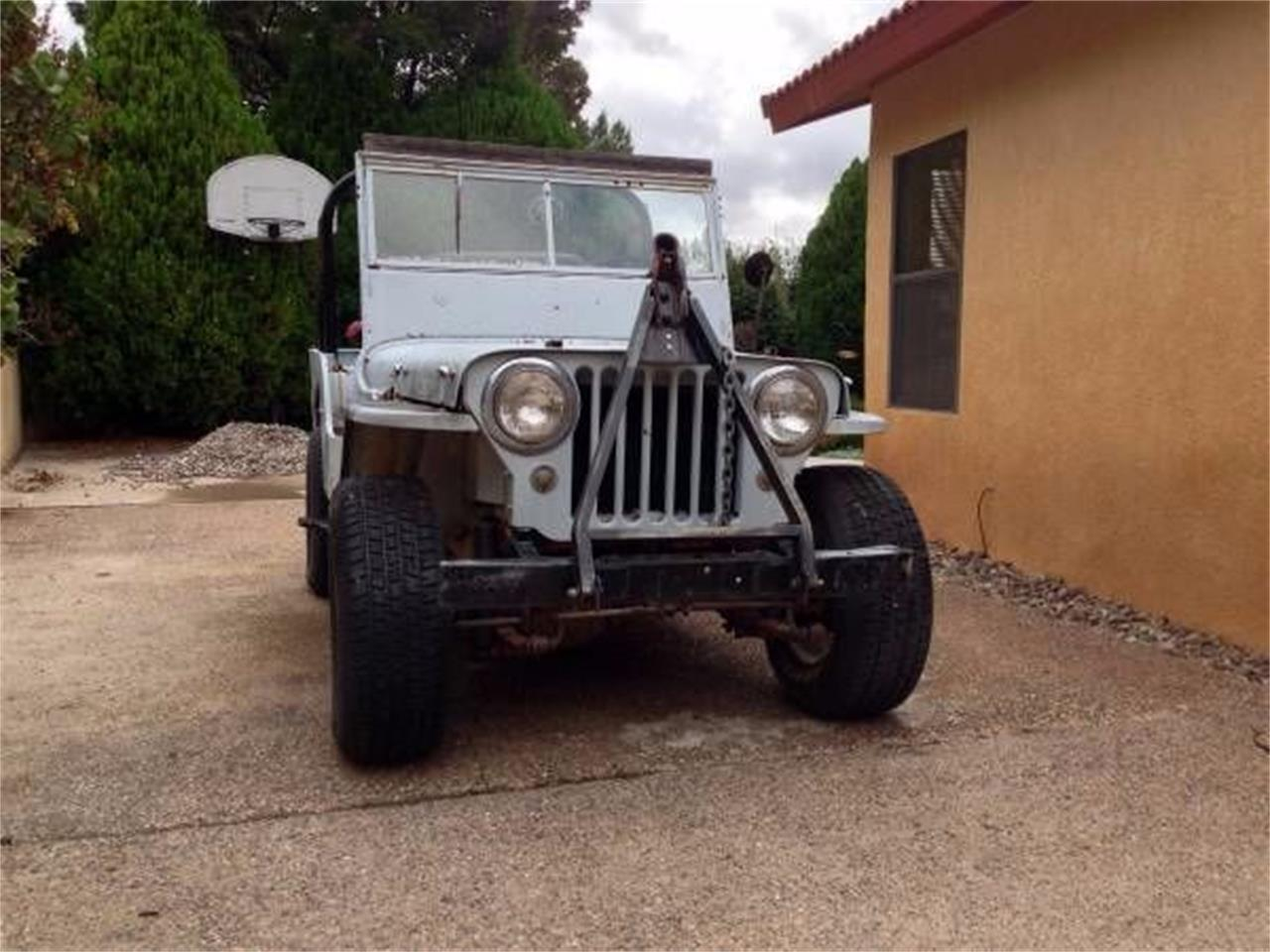 Large Picture of '47 Jeep located in Michigan - $11,395.00 - O1P4