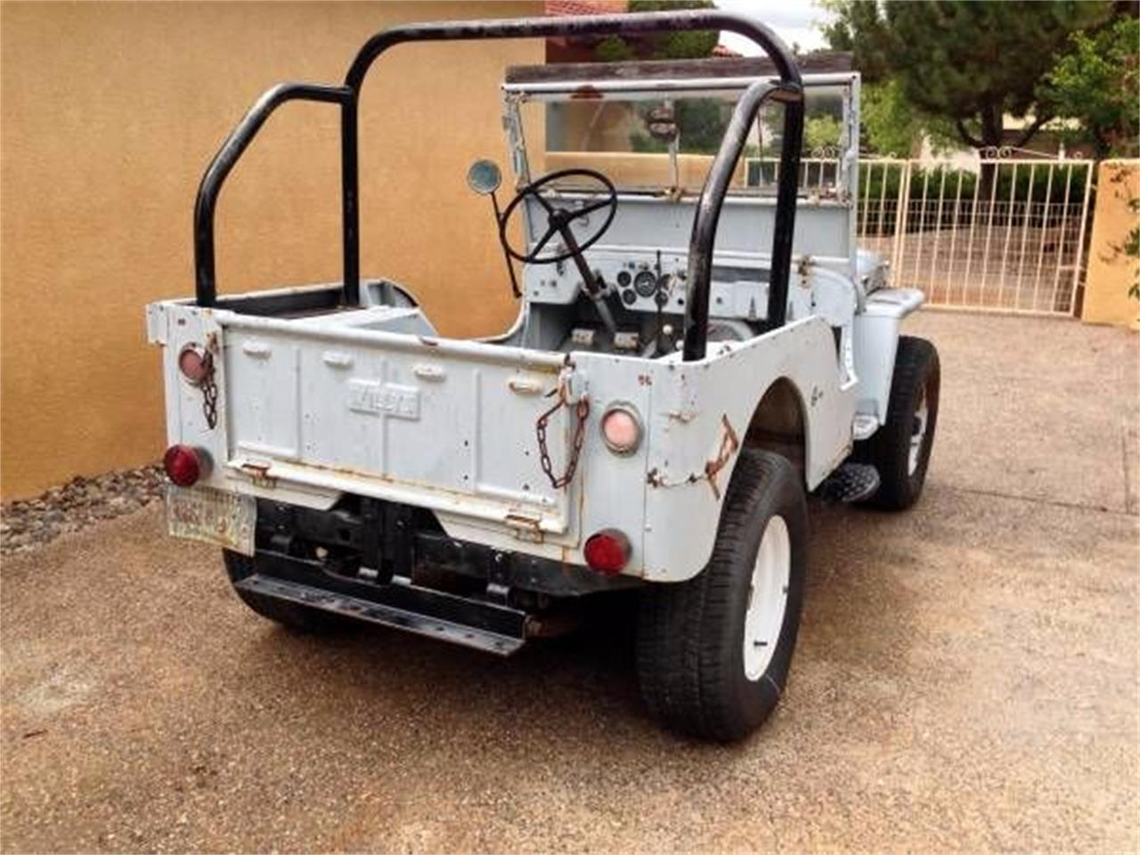 Large Picture of '47 Willys Jeep - O1P4