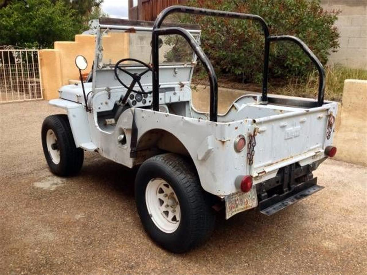 Large Picture of '47 Jeep - O1P4