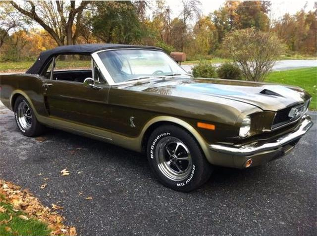Picture of '64 Mustang - O1PD