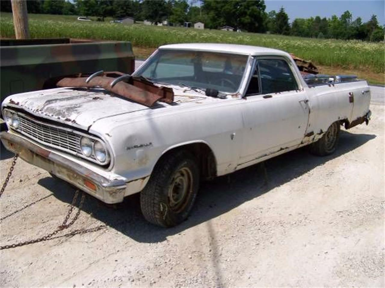 1964 Chevrolet El Camino For Sale Cc 1121954 1954 Large Picture Of 64 O1pe