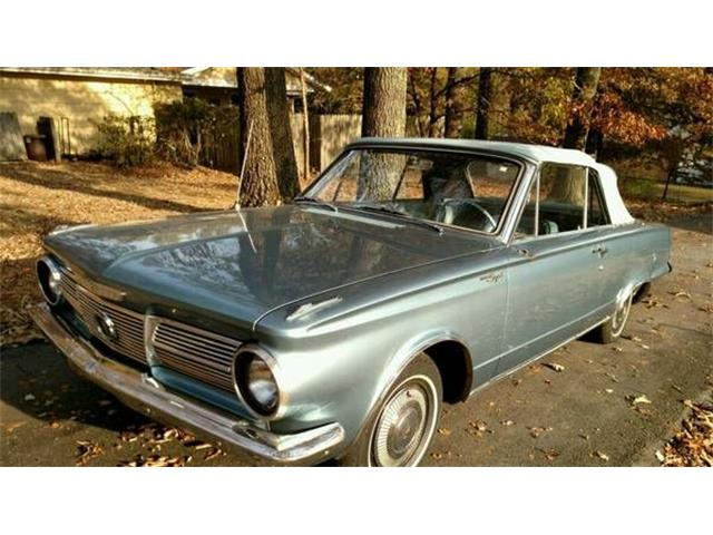 Picture of Classic 1965 Valiant located in Michigan - O0CL