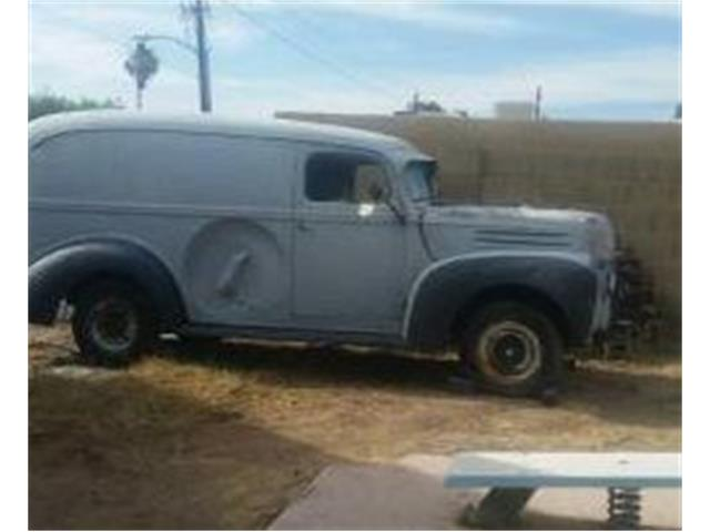 Picture of '47 Panel Truck - O1PY