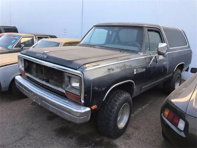 Picture of '87 Ramcharger - O1Q0