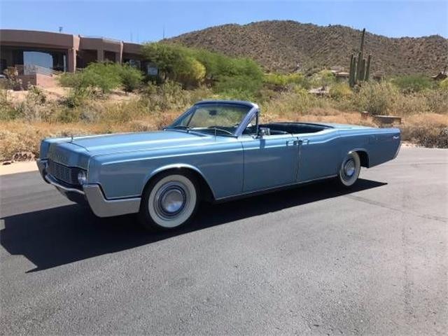 Picture of '67 Continental - O1Q1