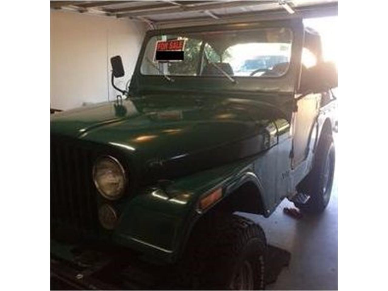 Large Picture of '77 CJ5 - O1Q7